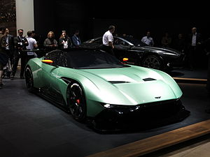 Aston Martin Vulcan - Aston Martin Vulcan