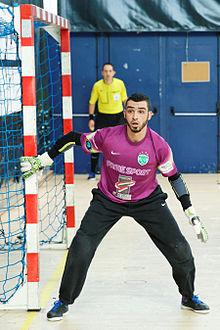 Slikovni rezultat za djamel haroun futsal