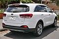 2015 Kia Sorento (UM MY15) Platinum CRDi wagon (2015-11-13) 02.jpg