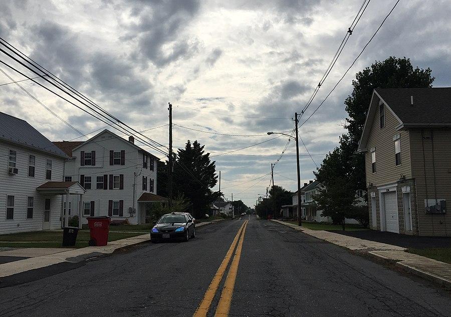 Chewsville, Maryland