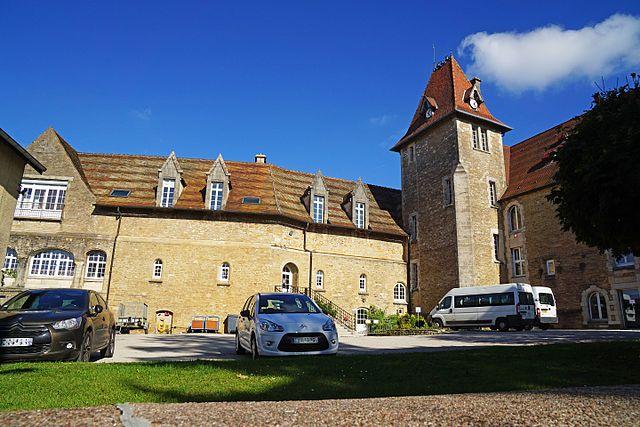 Rougemont (Ружмон), Франш-Конте, Франция - путеводитель по городу