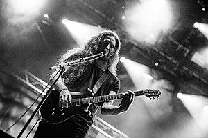 Alcest - Guitarist Zero in 2017