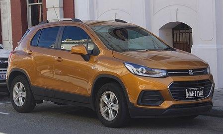 Chevrolet Trax Wikivisually