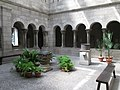 2017 The Cloisters Saint-Guilhelm Cloister from southwest.jpg