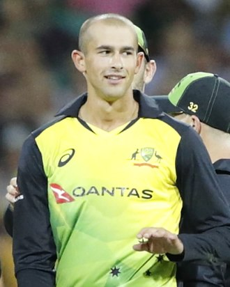 Ashton Agar - Agar in 2018