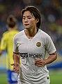 20180912 UEFA Women's Champions League 2019 SKN - PSG Shuang Wang 850 5120 (cropped).jpg