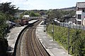 2018 at Redruth station - from the north.JPG