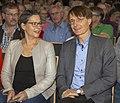 2019-09-10 SPD Regionalkonferenz Team Scheer Lauterbach by OlafKosinsky MG 0446.jpg