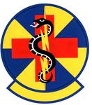 20 Medical Service Sq emblem.png