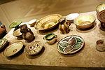 2140 - Byzantine Museum, Athens - Byzantine ceramic ware - Photo by Giovanni Dall'Orto, Nov 12 2009.jpg