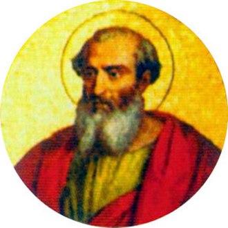 Pope Lucius I - Image: 22 St.Lucius I