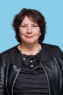 Agnes Jongerius Dutch trade unionist and politician