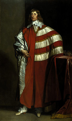 Charles Seton, 2nd Earl of Dunfermline - The Earl of Dunfermline.