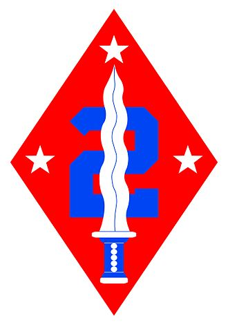 2nd Infantry Division (Philippines) - 2nd Philippine Division Emblem 1941-42 (blue version)