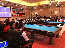 3-Cushion World Cup 2017-7-Opening ceremony.jpg