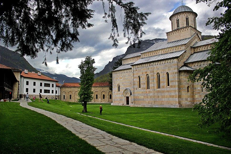 3. Manastiri i Deçanit