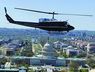 1st Helicopter Squadron - Image: 316og uh 1 huey