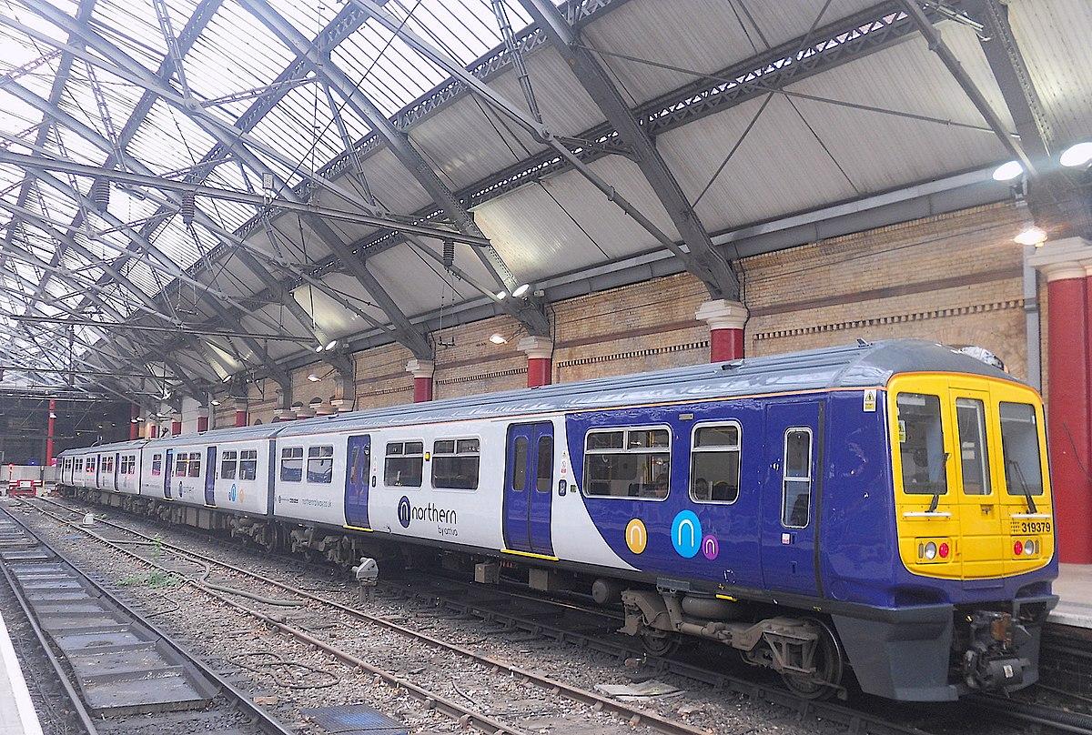 British Rail Class 319