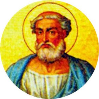 Pope Sylvester I - Image: 33 St.Sylvester I