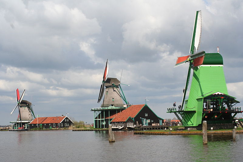 see: Dutch Dikes and Windmills
