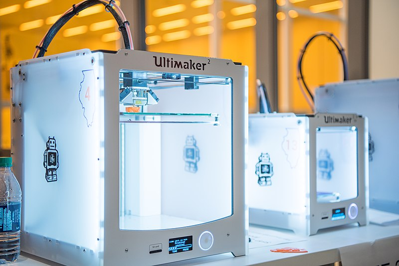 File:3d Printer at HackIllinois 2016.jpg