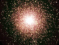 47 Tucanae - the second most luminous globular cluster in the Milky Way, after Omega Centauri.