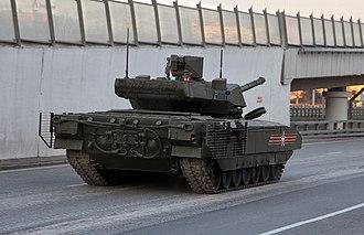 T-14 Armata - Image: 4mayrehearsal 09