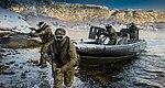 539 Assault Squadron performing a beach assault MOD 45159526.jpg