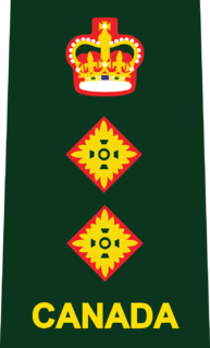 Colonel (Canada) officer rank of the Canadian Armed Forces