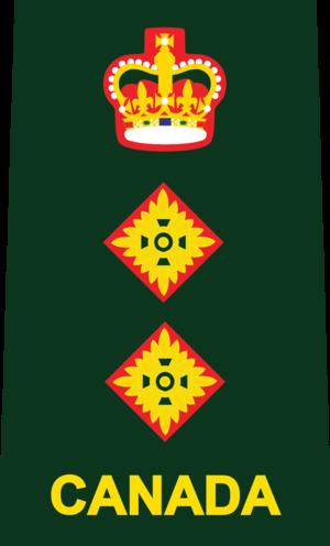 Colonel (Canada) - Image: 6 COL DEU(SHIRT)