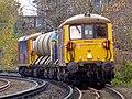 73109 and 73 number 212 Tonbridge West Yard to Eastleigh Works 3Y68 (38503036006).jpg