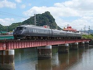 Kirishima (train) - 787 series train Kirishima