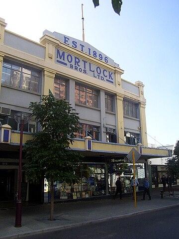 wiki Lanes of Perth Western Australia