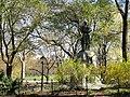 7th Regiment Memorial by John Quincy Adams Ward - Central Park, NYC - DSC06363.JPG