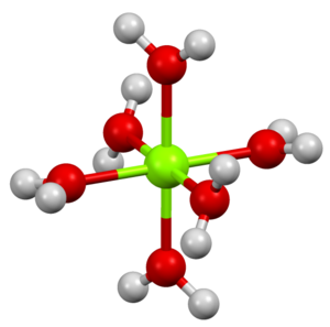 Magnesium nitrate - Image: 80445 ICSD