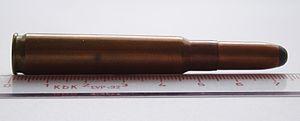 Mannlicher–Schönauer - 8×56mm Mannlicher–Schönauer cartridge