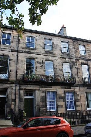 John Marshall, Lord Curriehill - 9 Fettes Row, Edinburgh