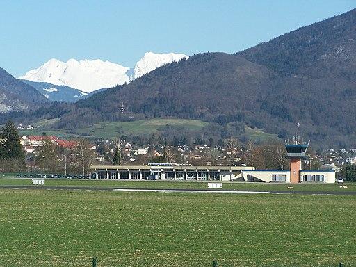 Aéroport Annecy-Meythet