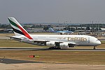 A6-EOP A380-861 Emirates BHX 14-07-18 (29027559427).jpg