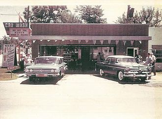 ACE Rent a Car - First ACE Rent A Car location Indianapolis, IN, 1966