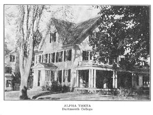 Alpha Theta - Alpha Theta's original building