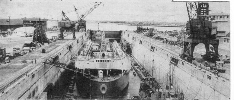 ARD29 floating repair dry dock