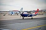 A Civil Air Patrol aircraft taxis at Atlantic City Air National Guard Base, N.J.JPG