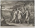 A Grecian Harvest-Home, or Thanksgiving to the Rural Deities, Ceres, Bacchus, etc. MET DP845494.jpg