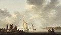 A Pier Overlooking Dordrecht A22567.jpg