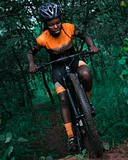 A Woman From The Women's National MTB Team in Zambia.jpg