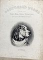 A bloodhound with a heavy collar. Steel engraving after Land Wellcome V0020833.jpg
