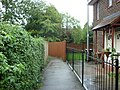 A cut through from Barham Road to Hermes Close - geograph.org.uk - 2099418.jpg