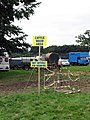 A day at the Aylsham Show - cattle wash area - geograph.org.uk - 937075.jpg