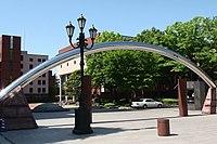山梨学院大学(蒼穹の門)